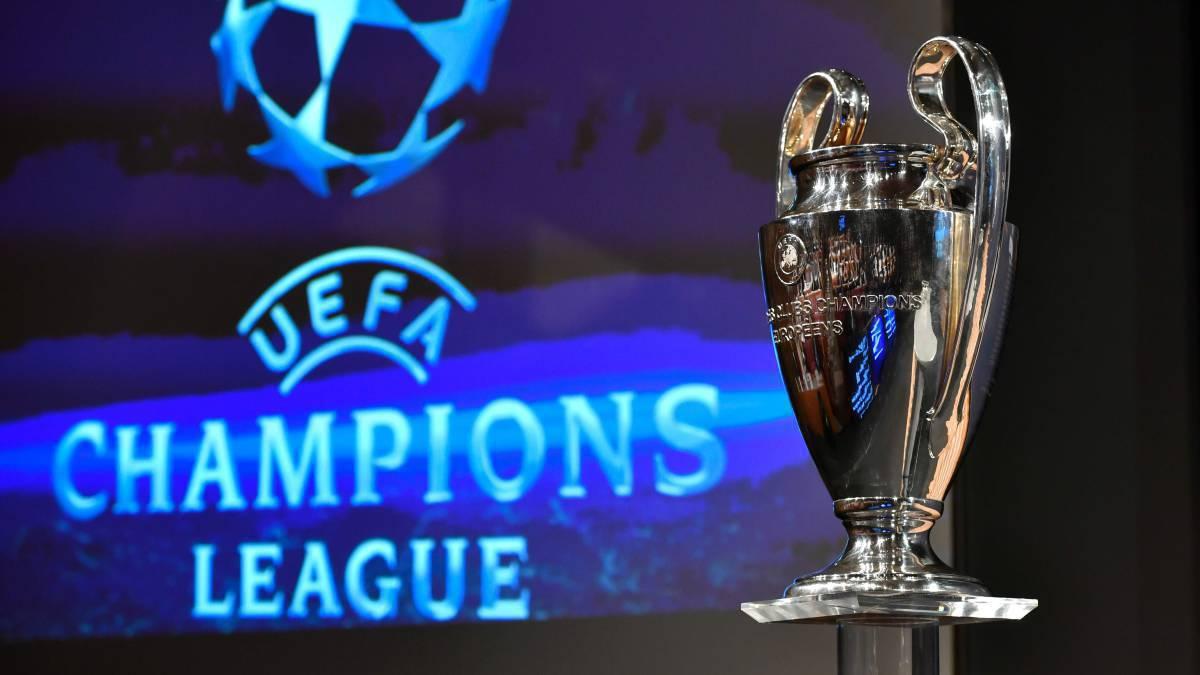 Así es el sorteo de Champions: equipos clasificados para ...