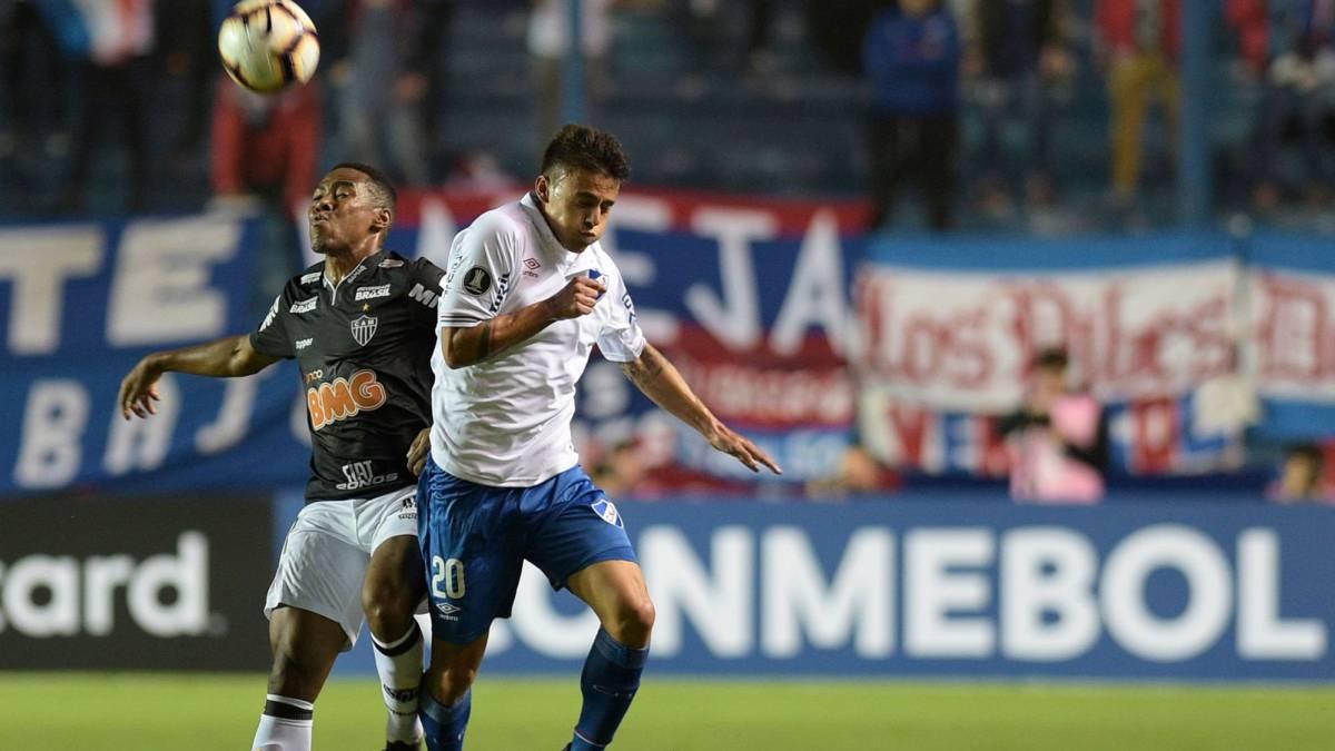 Nacional 1 0 Atletico Mineiro Goles Resumen Y Resultado As Com