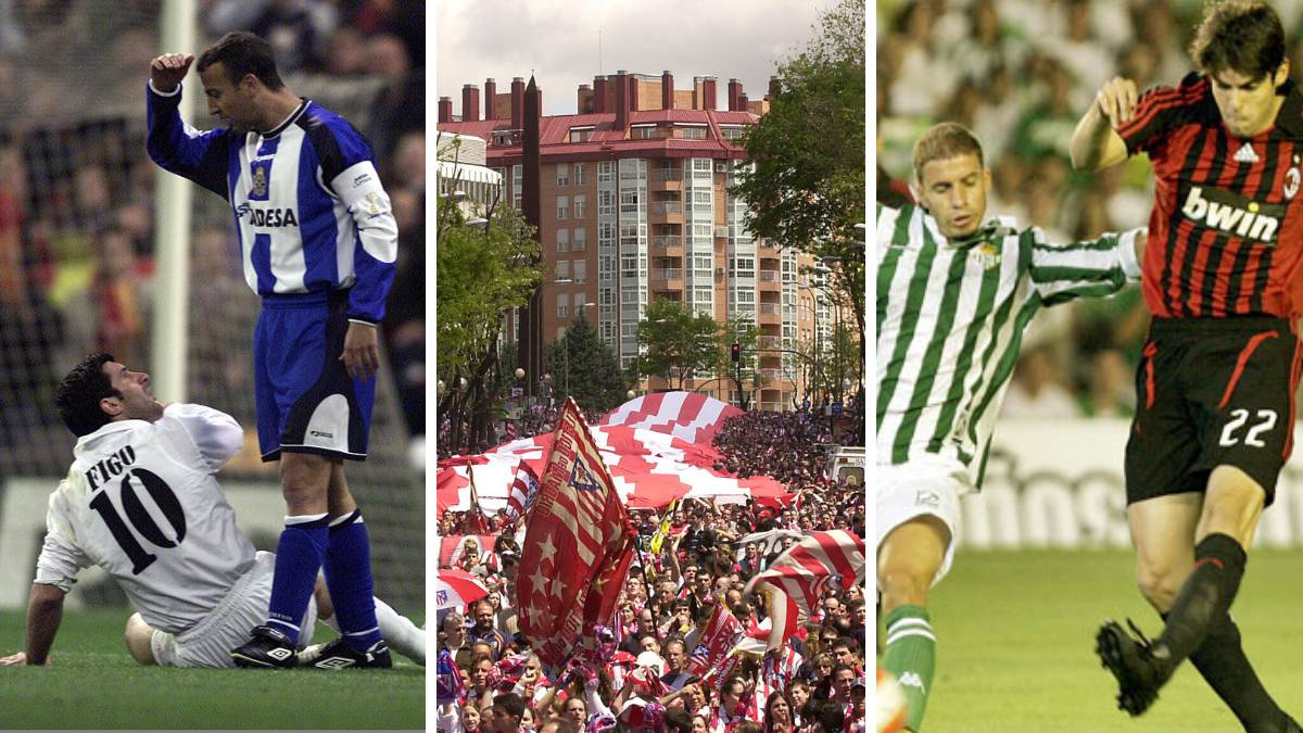 Otros Centenarios de Primera  Madrid 5a29887927780