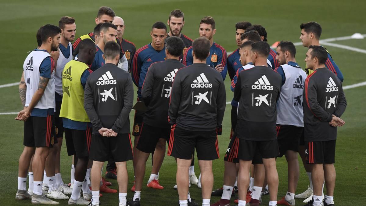 España prepara desde hoy los partidos ante Noruega y Malta - AS.com ba3967e6d4b4a