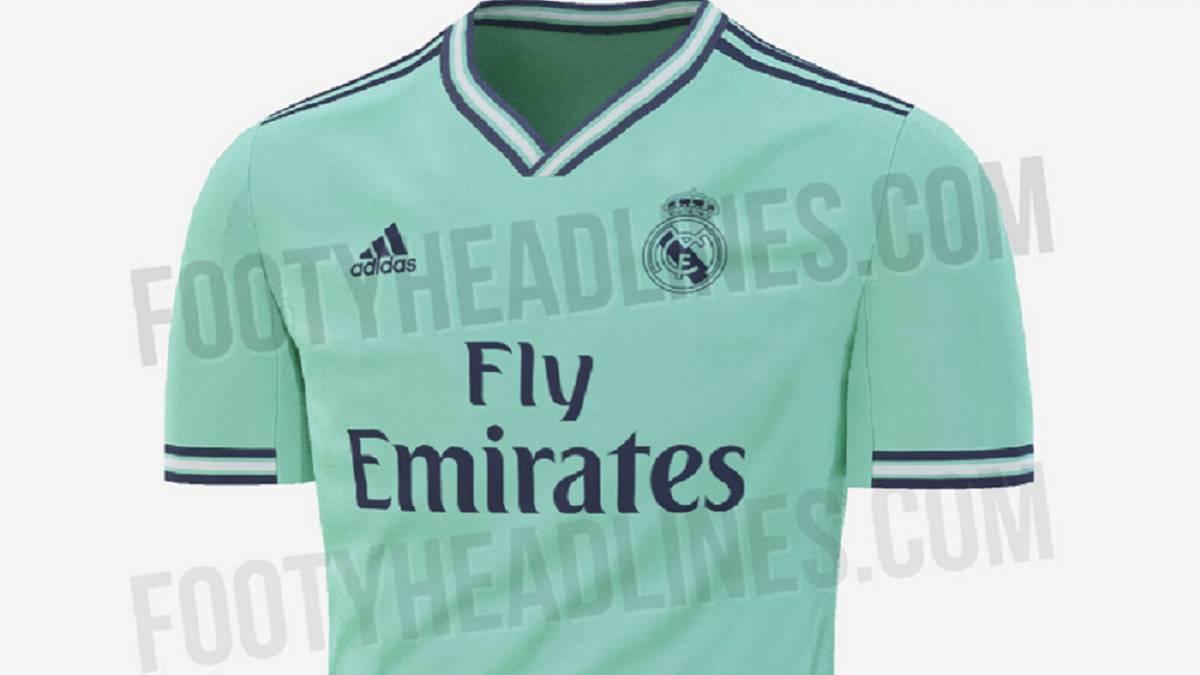 0a32ab5783 Filtrada la tercera camiseta del Real Madrid para la 2019-20 - AS.com