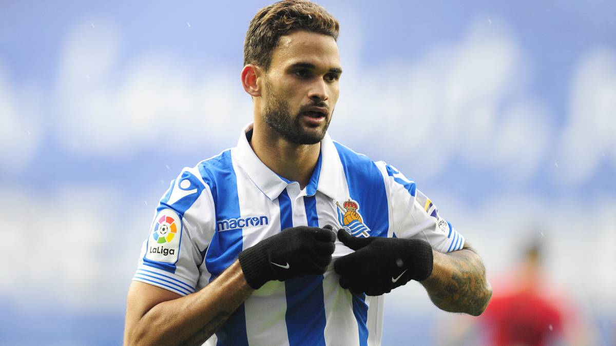Willian José apunta a Valladolid - AS.com