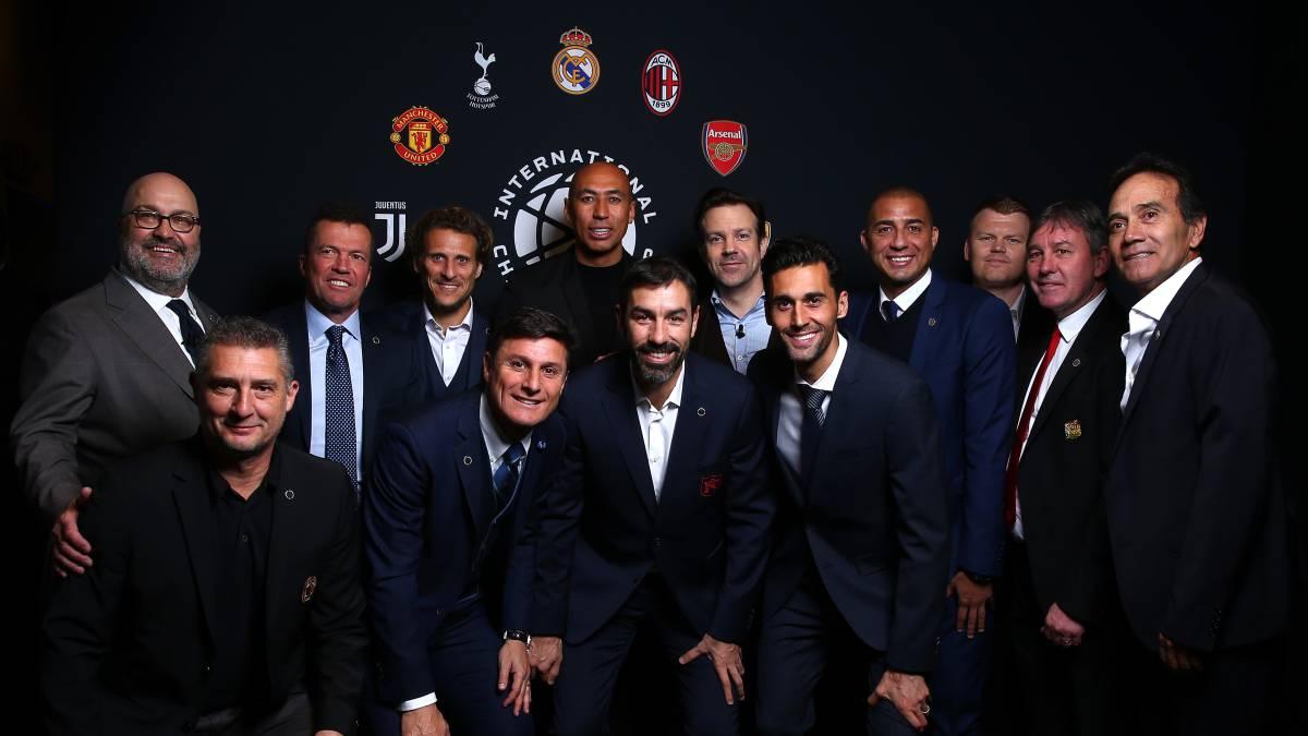 Calendario Champion Inter.Conoce El Calendario Completo De La International Champions