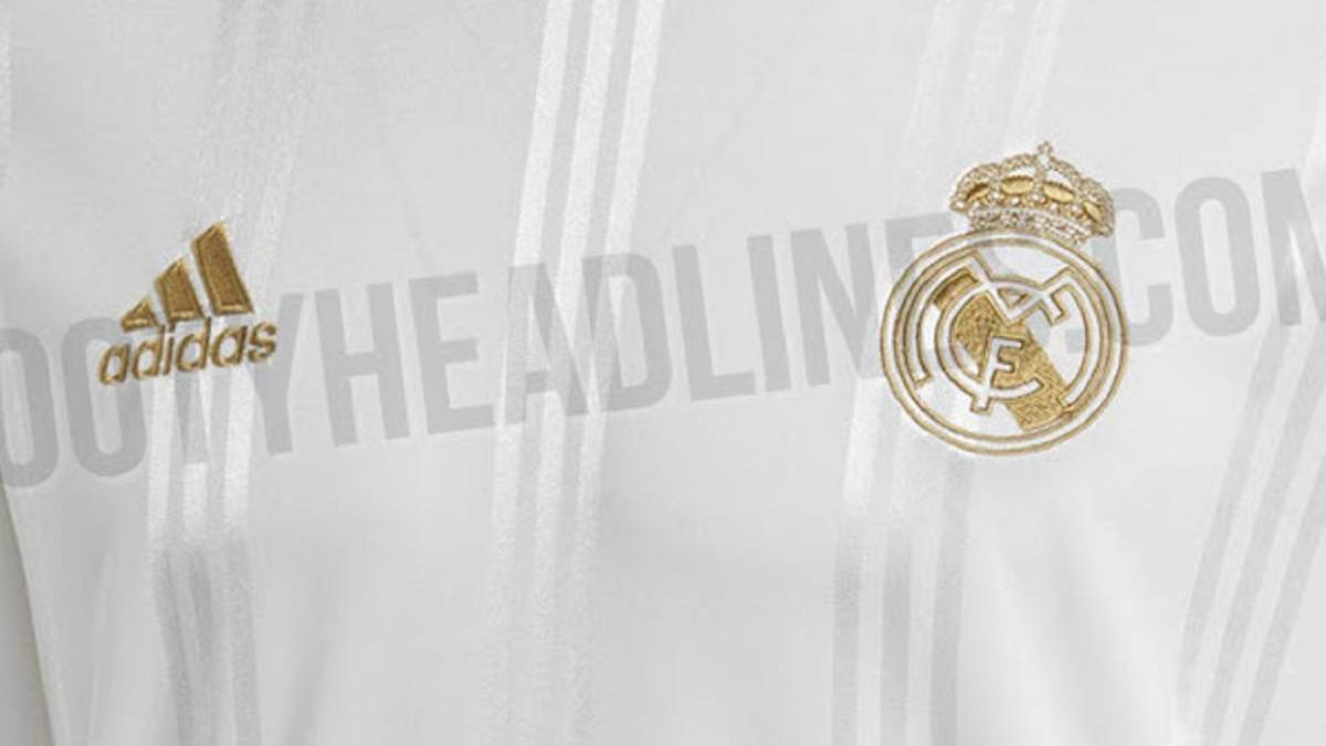 376179cf Se filtra la camiseta retro del Madrid para la 2019-20 - AS.com