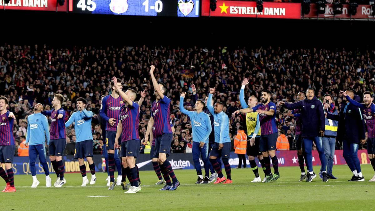 7dc91ebd872 Barcelona  Siete pilares de LaLiga azulgrana que no son Leo Messi - AS.com
