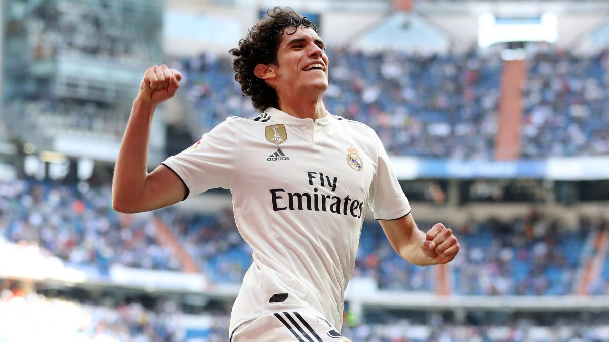 dcdf85ea Real Madrid: El futuro de Vallejo, en el aire - AS.com