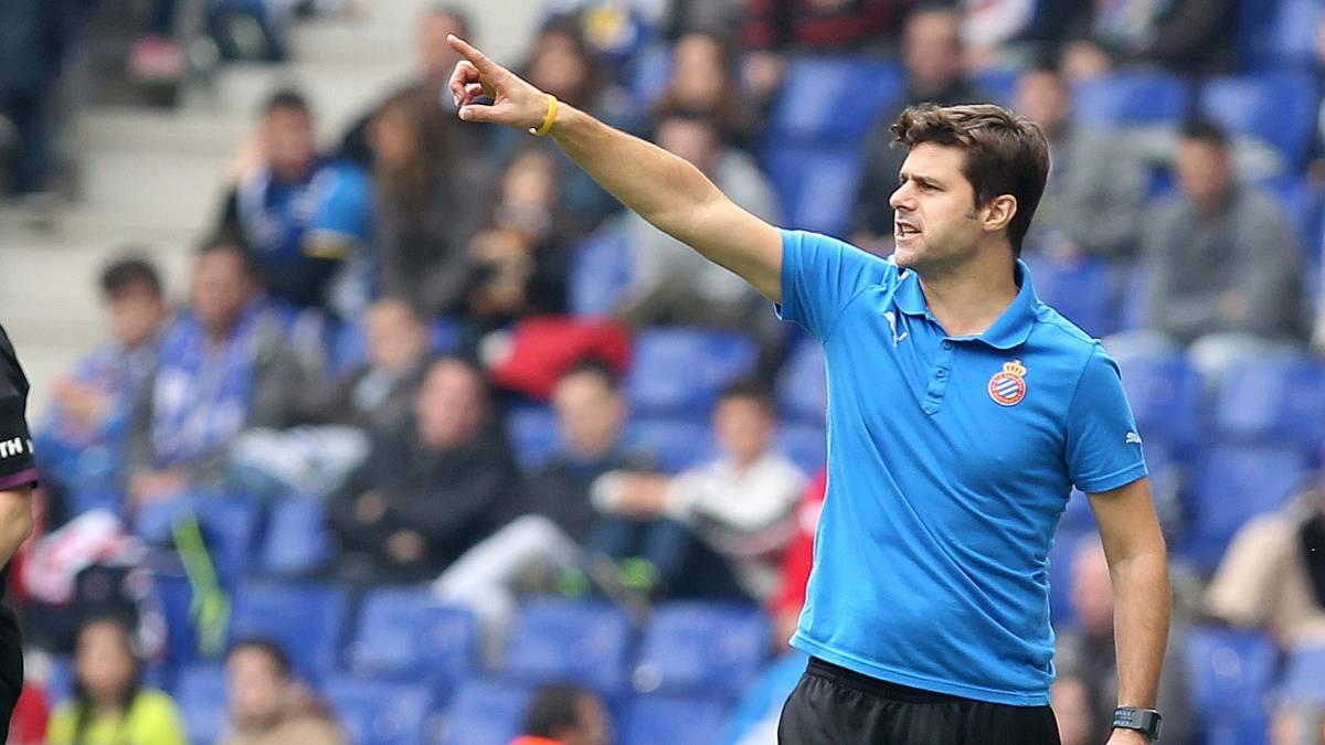 El Espanyol, con Pochettino en la final de la Champions - AS.com