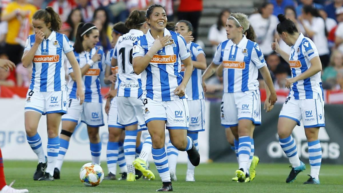 Image result for atletico real sociedad femenino