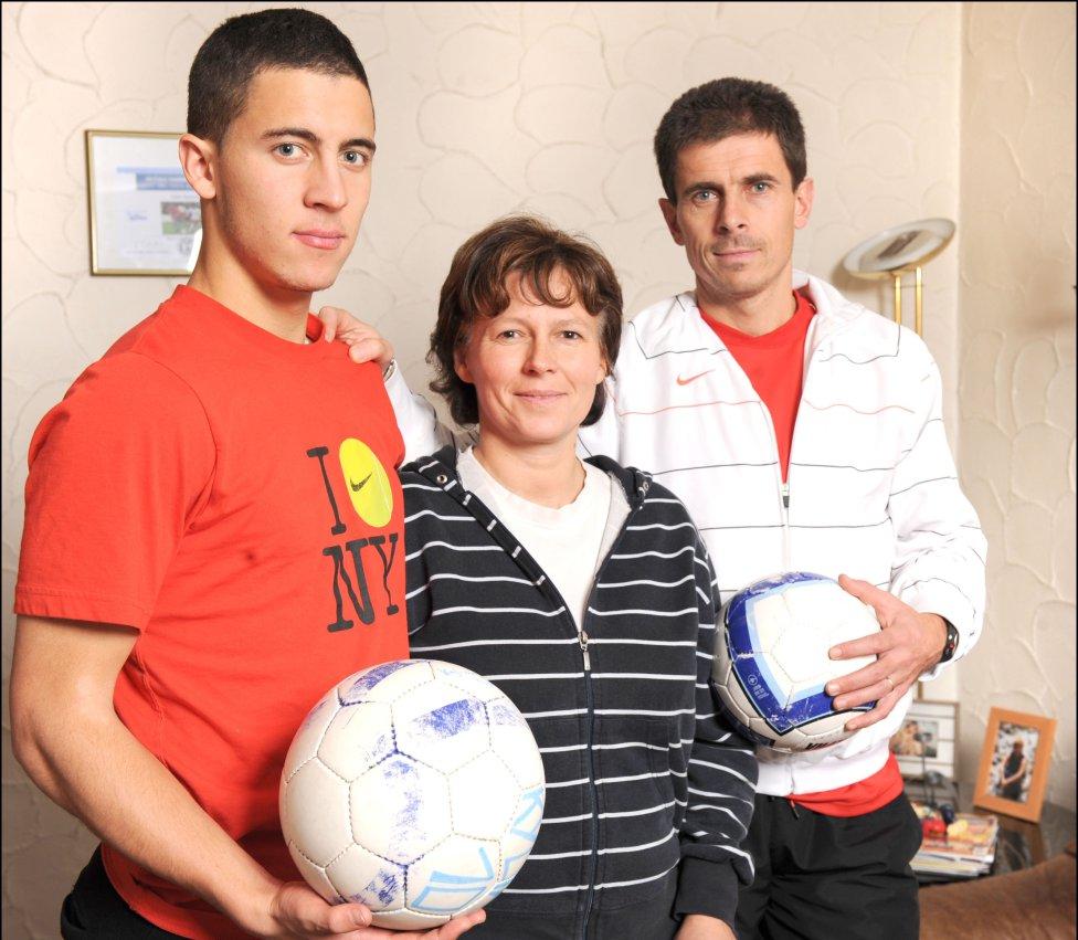 Así es Eden Hazard, el nuevo jugador del Real Madrid - AS.com