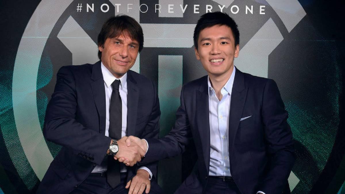 Oficial: Antonio Conte es el nuevo entrenador del Inter - AS.com