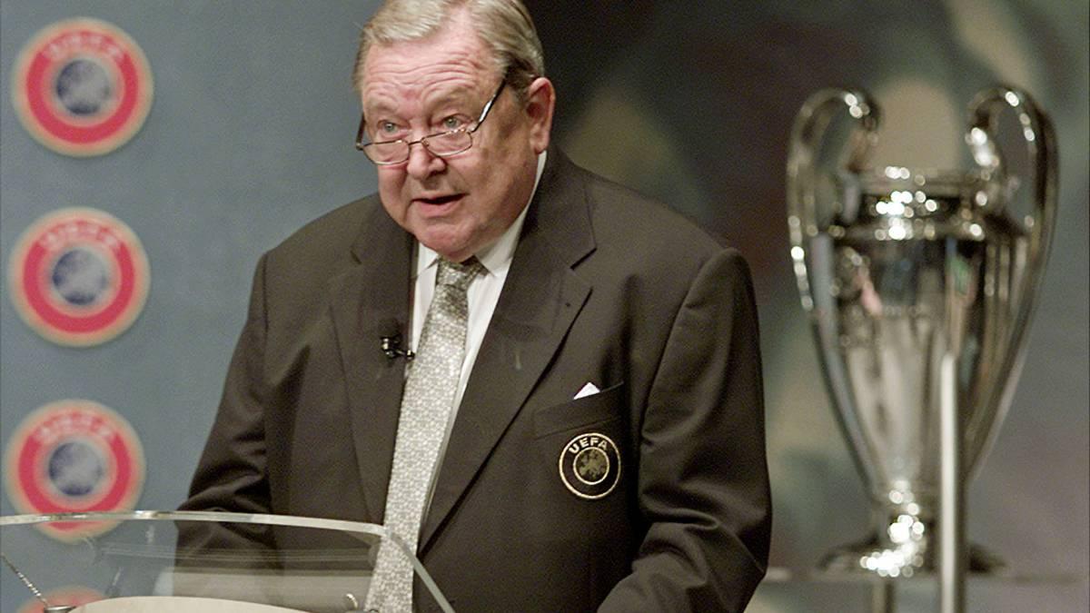 Muere Lennhart Johansson Creador De La Champions League As Com