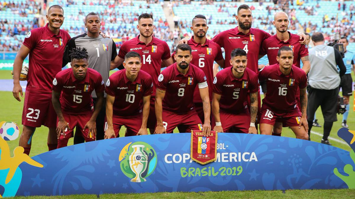 La Vinotinto rompe récords - AS.com