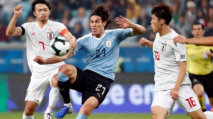 Resultado de imagen para japon y uruguay