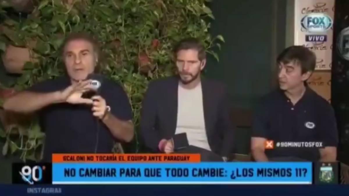 Cuando Vas De 27sobrado27 Suele Ocurrir Esto3a La Frase De Un Mito Argentino Sobre Paraguay