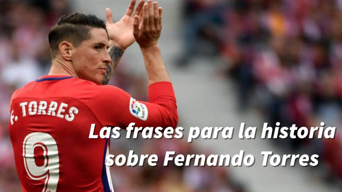 De Luis Aragone9s A Gerrard3a 10 Frases Sobre Torres Que Ya Son Historia Del Ffatbol