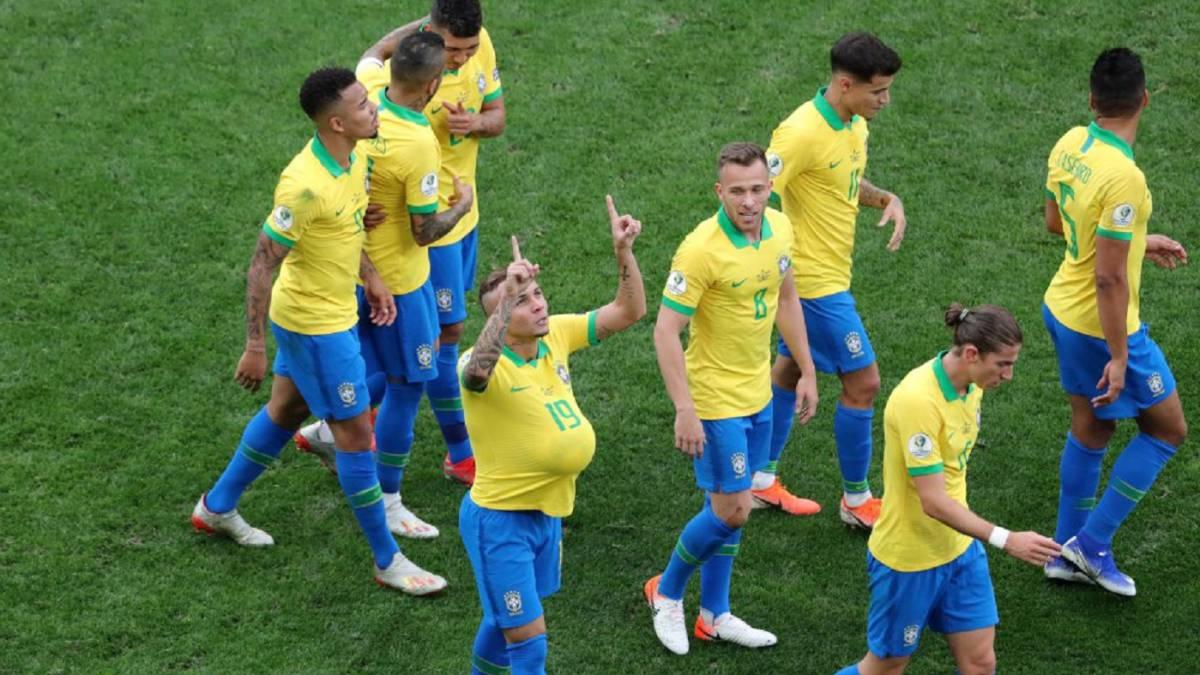 Resultado de imagen para brasil seleccion
