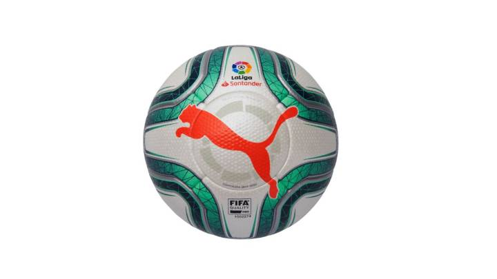Mentor embarazada lente  PUMA y LaLiga presentan el nuevo balón de la competición - AS.com