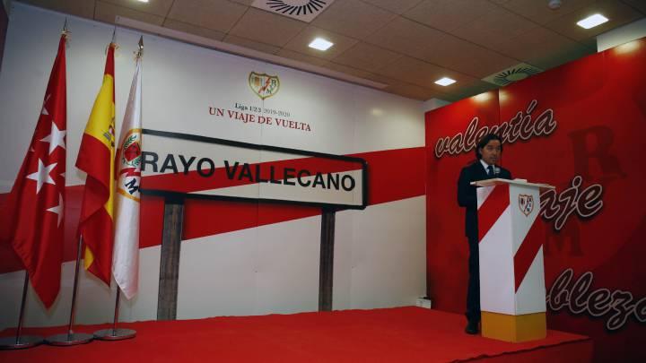 El Rayo Presento Un Viaje De Vuelta La Campana De Abonos As Com