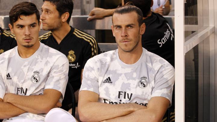 Bale Fuera De La Audi Cup As Com