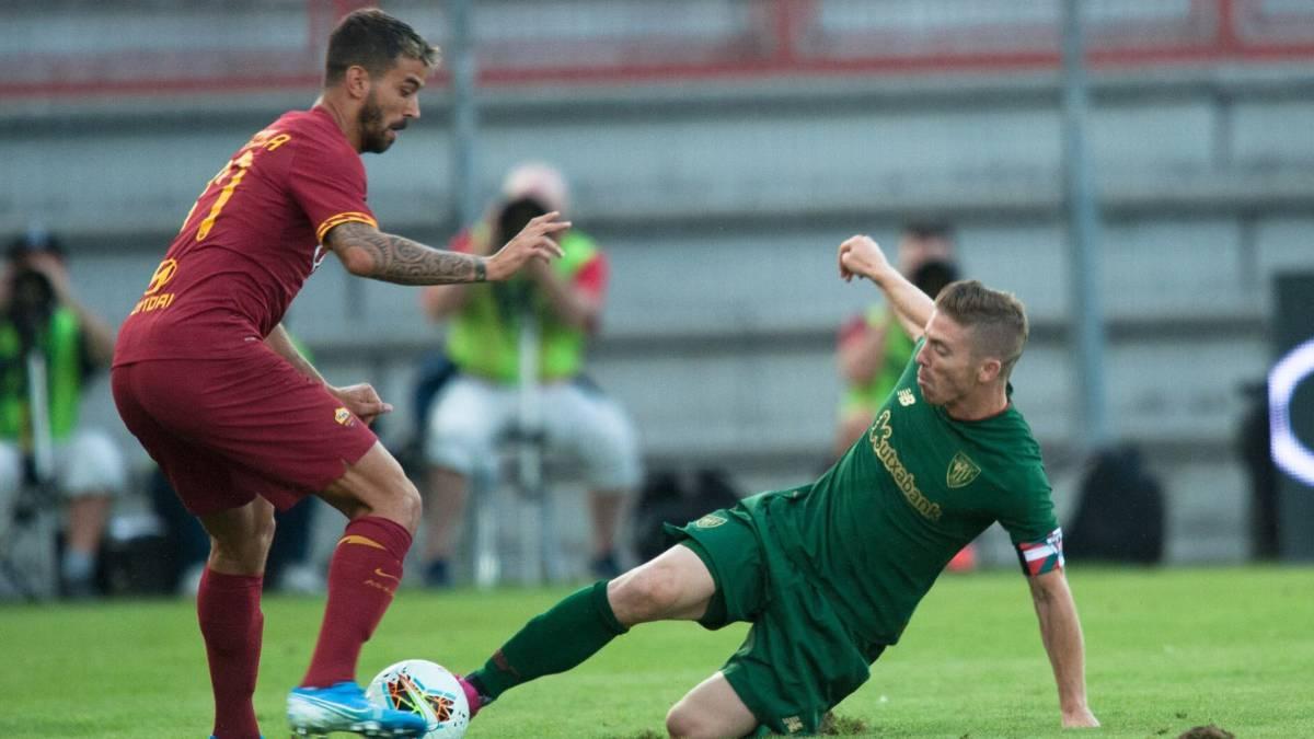 Athletic El Athletic Fue Una Roca En La Bronca De Perugia As Com