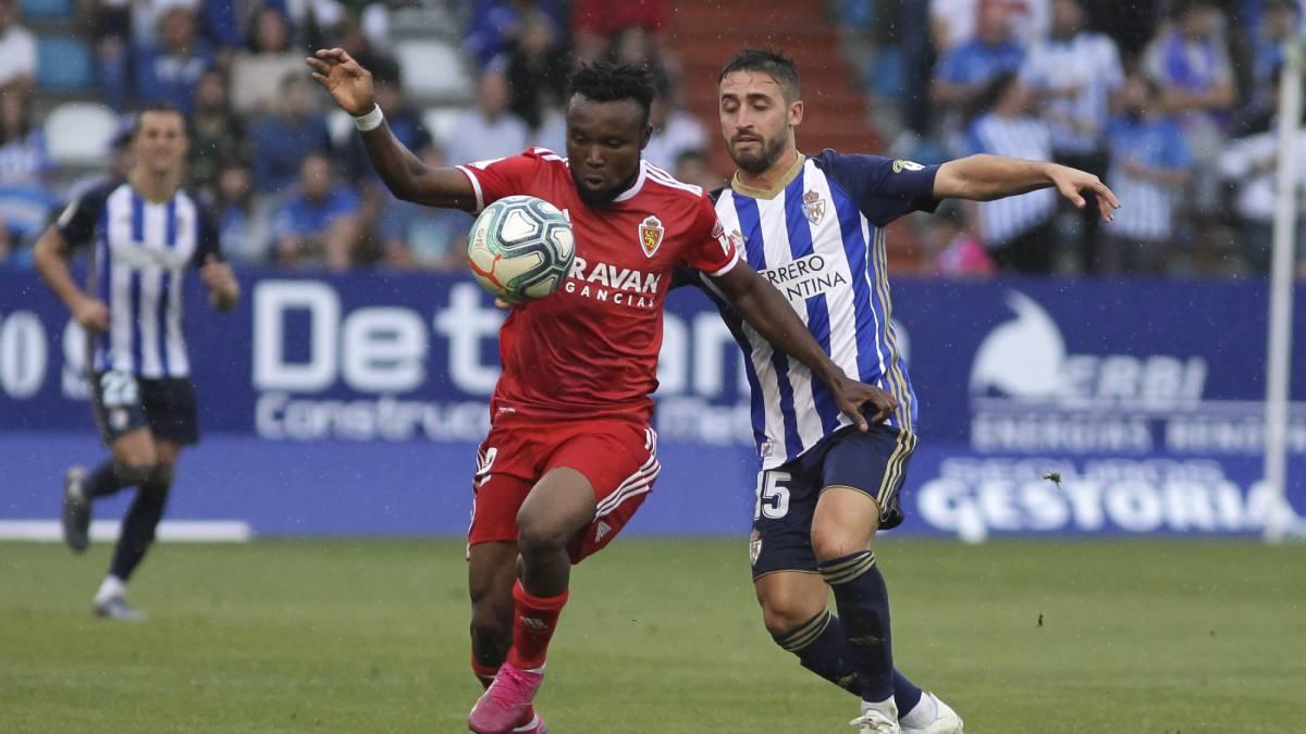 Real Zaragoza La Maldicion Continua As Com