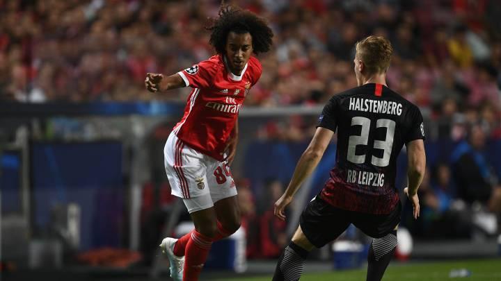 """Résultat de recherche d'images pour """"Benfica 1:2 RB Leipzig"""""""