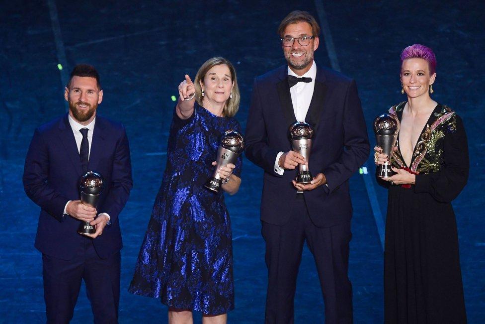 Los premios 'The Best 2019' en imágenes - AS.com