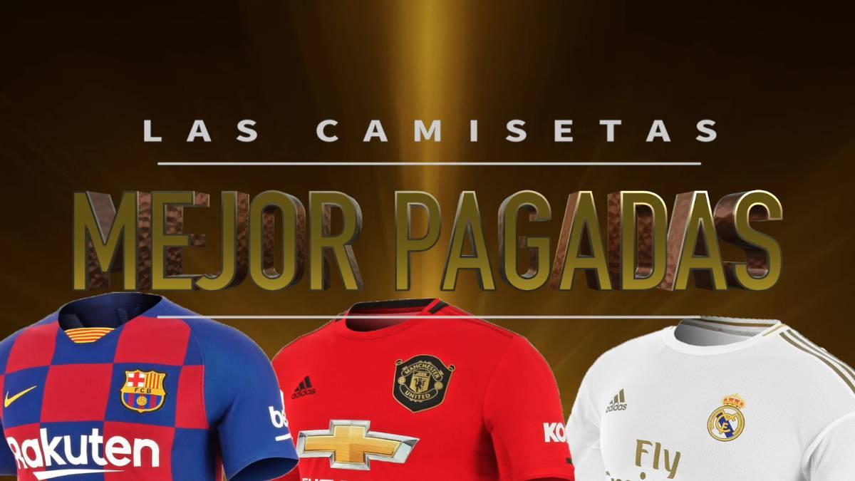 Que pasa Sudor Socialista  Cuánto pagan las marcas por las camisetas? Lo del Madrid, Barça y United es  un escándalo - AS.com
