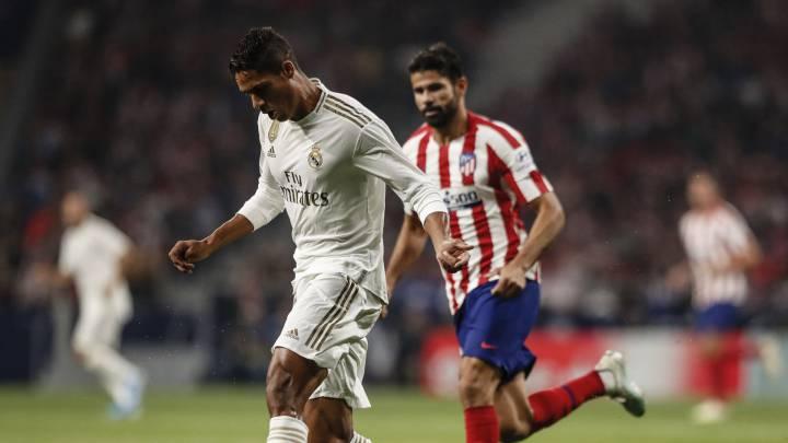 diseño moderno obtener nueva cliente primero Atlético 0-0 Real Madrid: resumen y resultado del partido ...