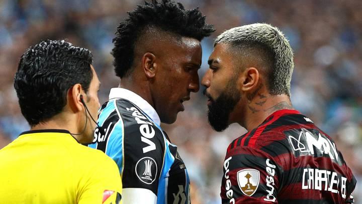 Gremio 1-1 Flamengo: goles, resumen y resultado - AS.com