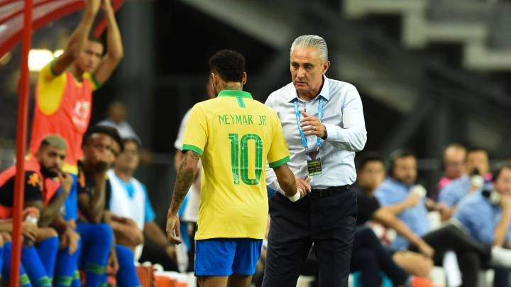 Resumen y goles del amistoso Brasil vs. Nigeria