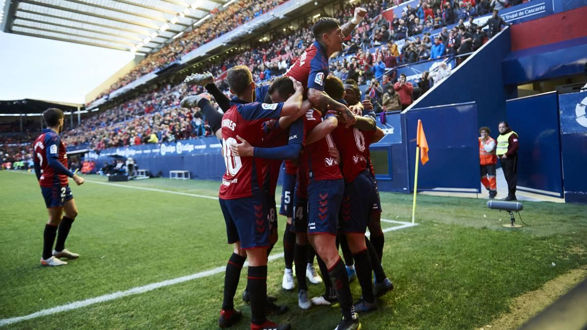 El Sadar Inicia Una Nueva Cuenta Frente A Un Lanzado Sevilla As Com