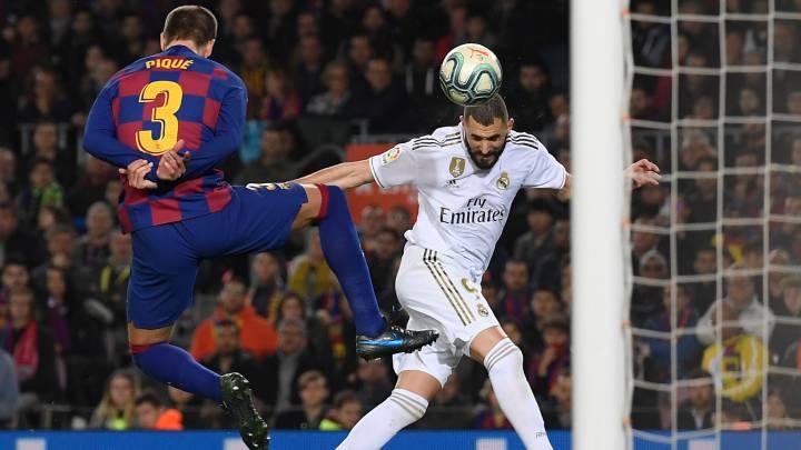 Barcelona 0 Real Madrid 0 Resumen Resultado Y Goles Clásico De Laliga As Com