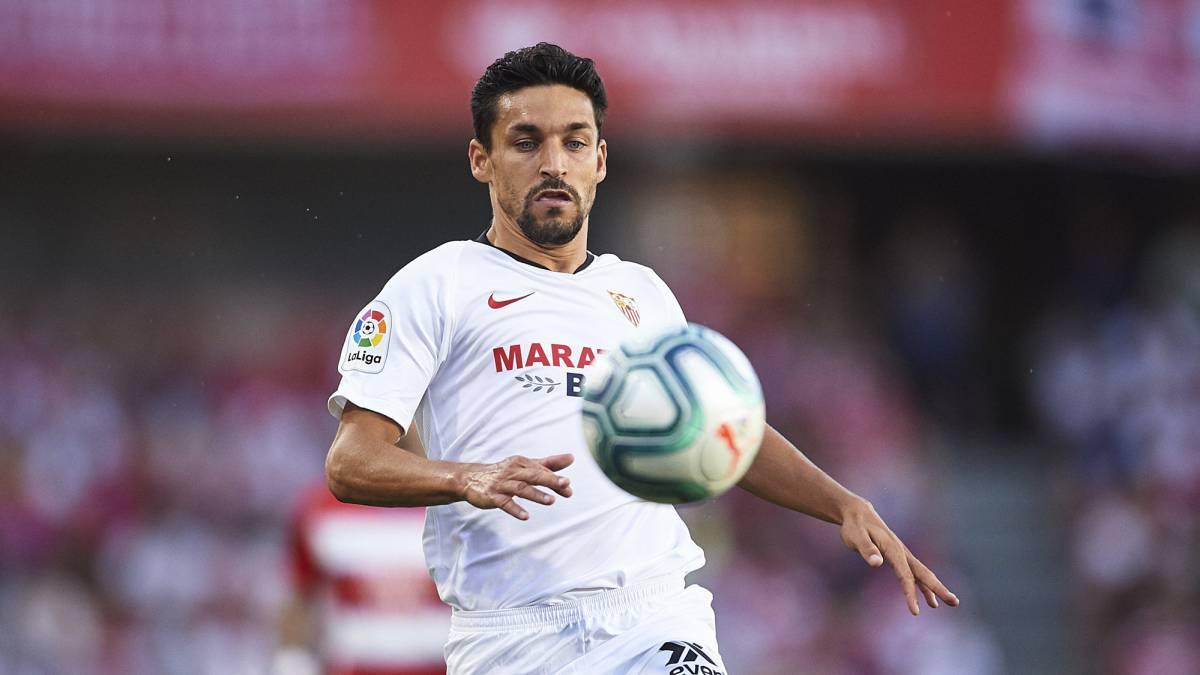 SEVILLA Navas jugará su partido 500 con la camiseta del Sevilla ...