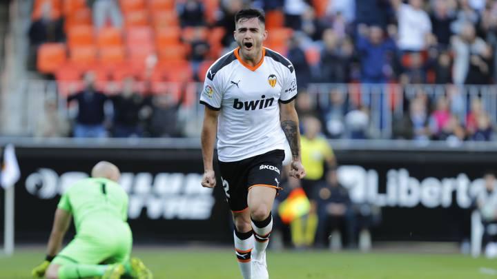 Valencia 1 0 Eibar Resumen Gol Y Resultado Del Partido As Com