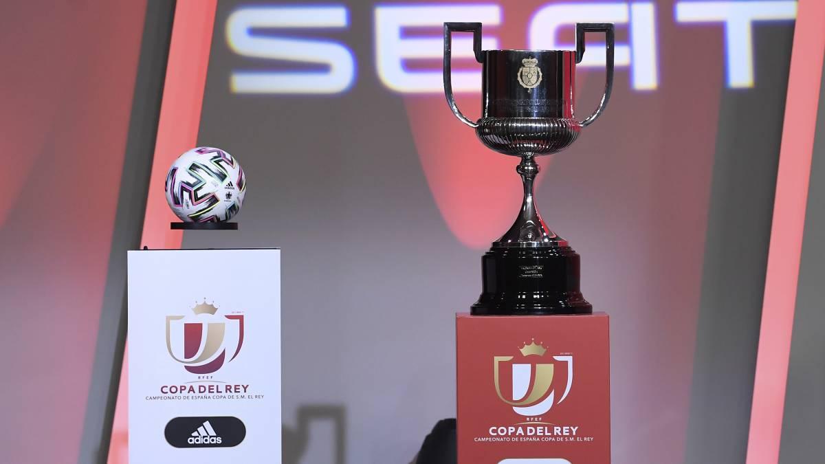 Sorteo Copa del Rey: formato, reglas, bombos y equipos - AS.com