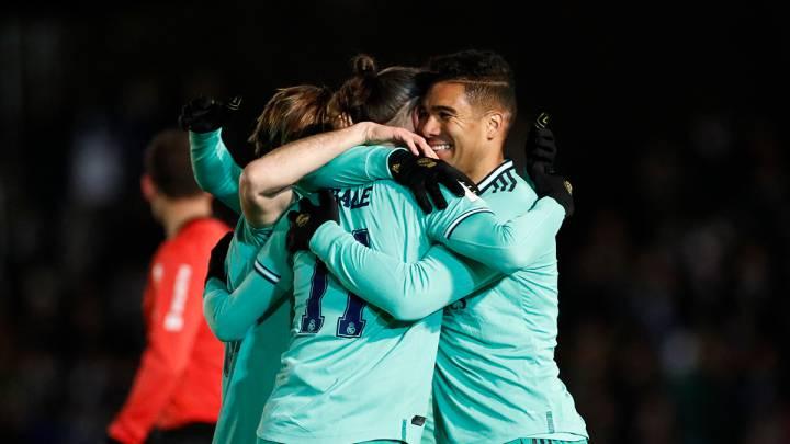 """Résultat de recherche d'images pour """"Unionistas 1:3 Real Madrid"""""""
