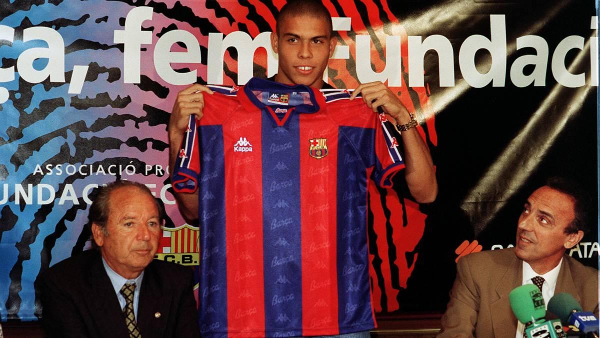 """Nunca estuvo en mis manos, yo quería quedarme en el Barça"""" - AS.com"""