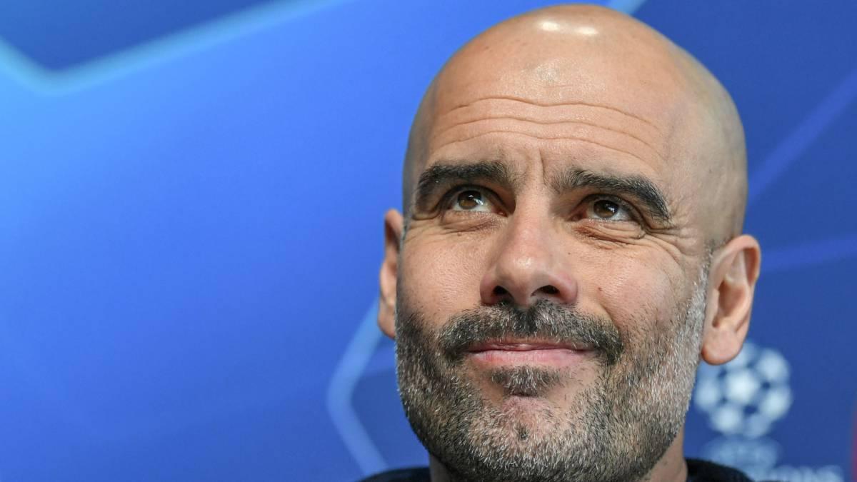 Resultado de imagen de Sanción al Manchester City llevaría a Pep Guardiola a la Juventus