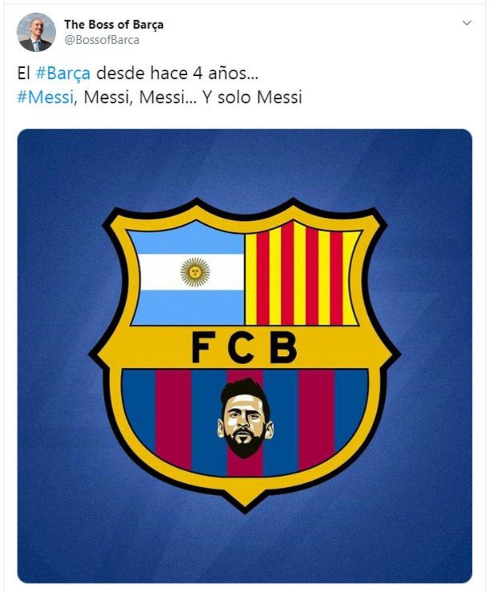 Los Mejores Memes Del Barca Eibar Y Del Levante Madrid As Com