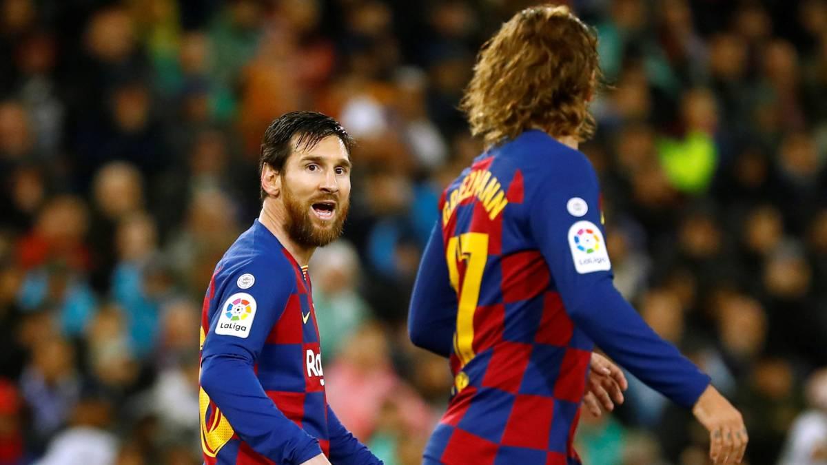 """Meho Kodro, sobre el rendimiento de Griezmann: """"Messi condiciona ..."""