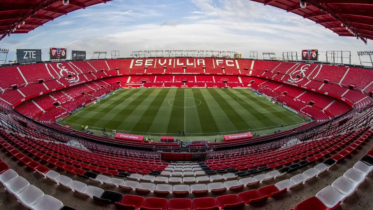 Sevilla: El Sevilla quiere un Sánchez Pizjuán para 60.000 personas - AS.com
