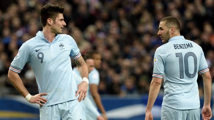 Real Madrid   Benzema-Giroud: esta es la historia de un ...