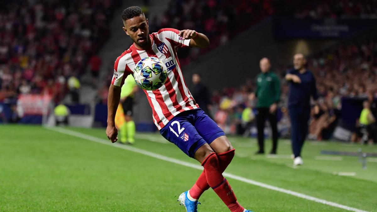 Lodi cumple 22 años: presente y futuro para el Atlético y Brasil - AS.com