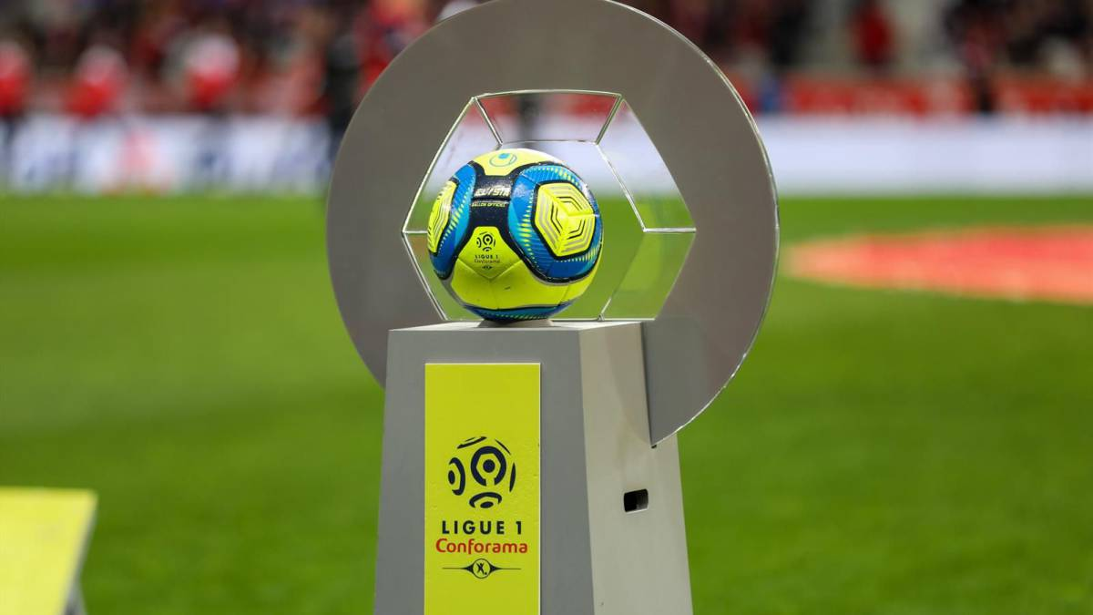 Varios jugadores de la Ligue 1 se manifiestan en contra de ...
