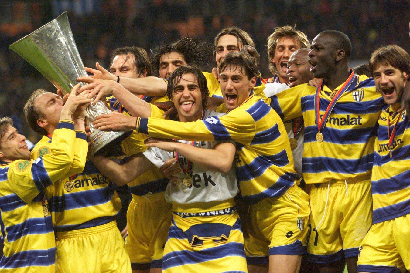 Parma campeón UEFA 1999