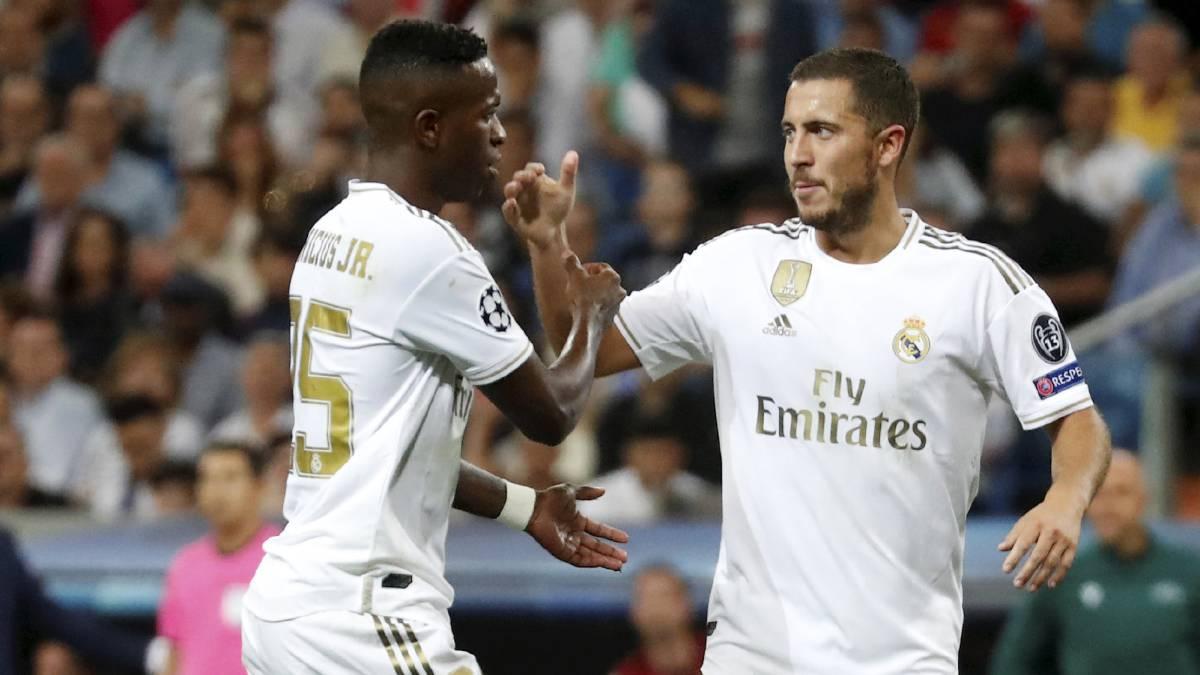 Real Madrid: Entra Hazard, sale Vinicius - AS.com