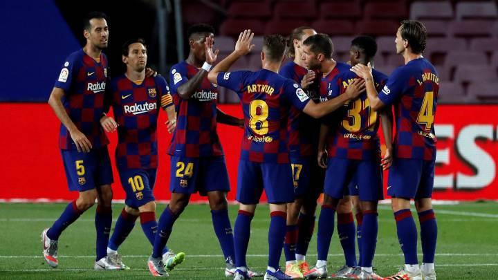 Barcelona - Leganés en directo: LaLiga Santander en vivo - AS.com