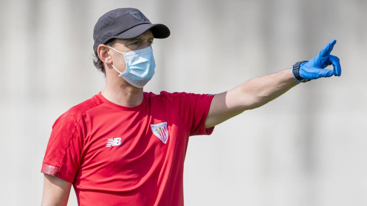 Athletic | Etxeberria y Patxi Salinas, dos históricos en busca del ...