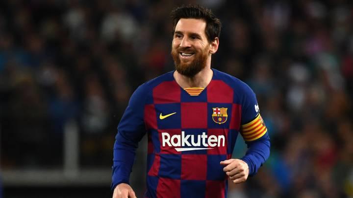 Messi se queda, pero pega